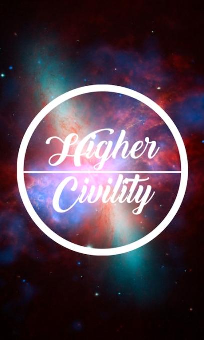 Higher Civility Biz Card FRONT