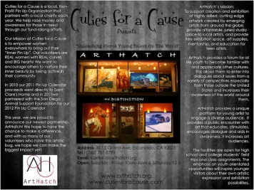 Official Cuties & ArtHatch Announcement
