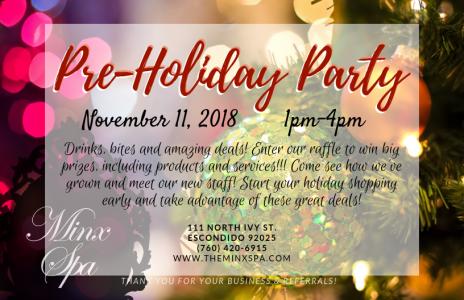 Pre-Holiday Party Flier 2018 - v6